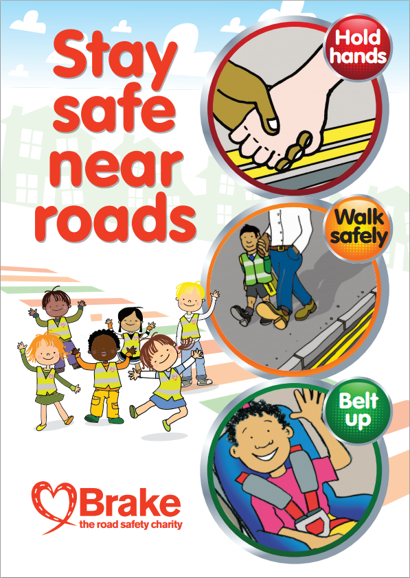 Safety Poster For Children